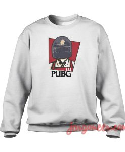 PUBG Parody Crewneck Sweatshirt
