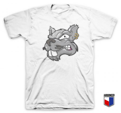 Rebel Rat T Shirt