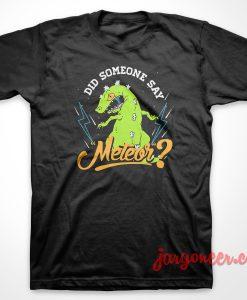 Reptar Meteor T-Shirt