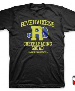 Riverdale Cheerleading Squad T-Shirt
