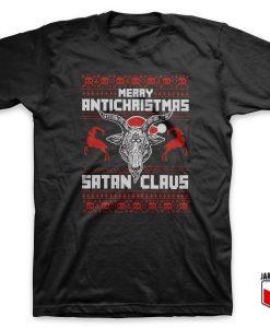Satan Claus Nordic T-Shirt