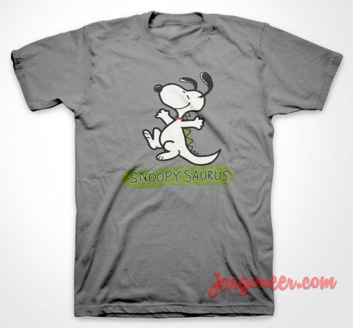 Snoosaurus T Shirt