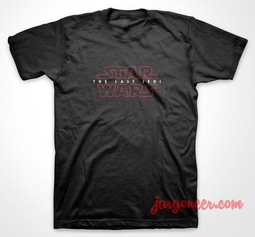 Star Wars The Last Jedi T Shirt