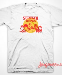 Stranger Things Gang T-Shirt