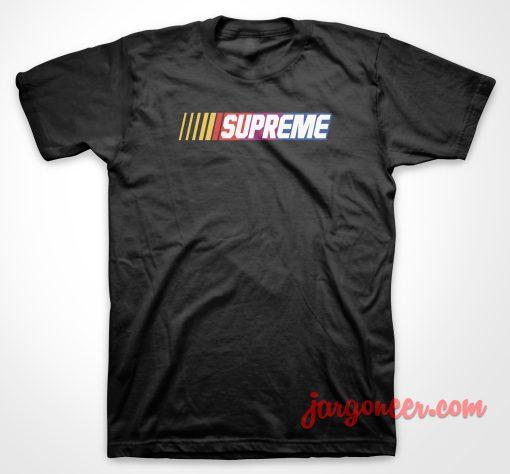 Supreme Nascar T Shirt