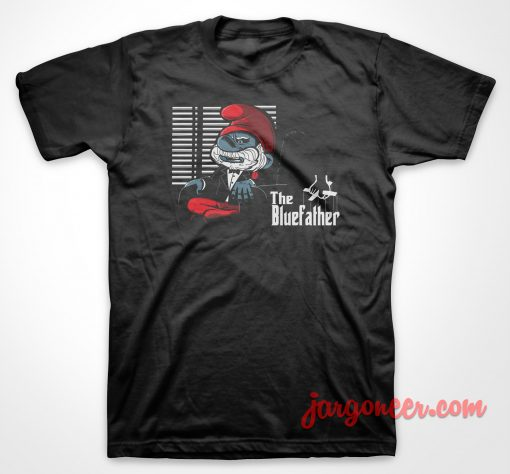 The Blue Father T-shirt