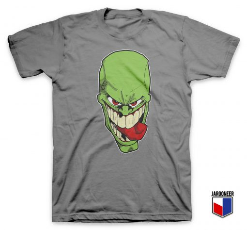 The Crazy Green Face Guy T-Shirt