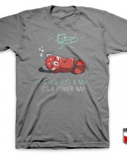 The Power of Nap T-Shirt