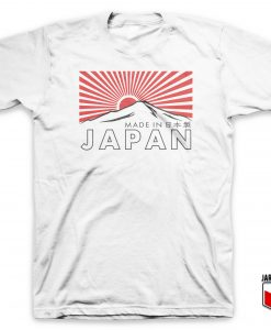 The Rising Sun In Fuji T-Shirt