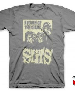 The Slits - Return Of The Giant T-Shirt