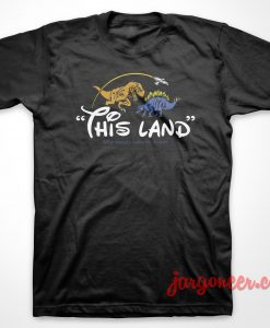 This(ney)land Parody T-Shirt
