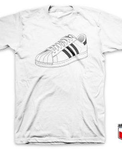 Three Stripes Superstar T-Shirt