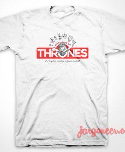 Thronopoly T-Shirt