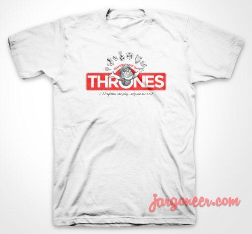 Thronopoly T Shirt