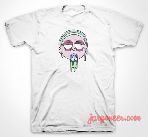 Trippy Morty T Shirt