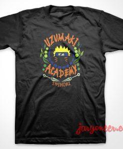 Uzumaki Shinobi Academy T-Shirt