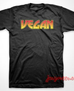 Vegan Kiss Logo T-Shirt