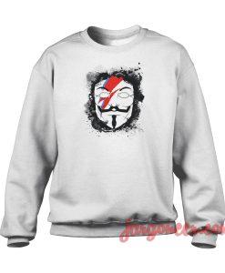 Vendeta Stardust Crewneck Sweatshirt