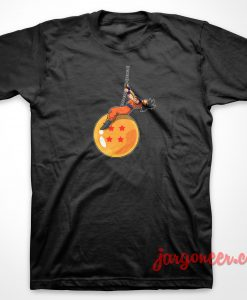 Wrecking Dragon Ball T-Shirt