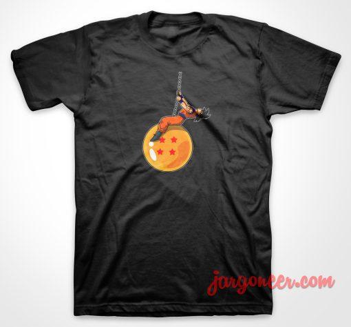Wrecking Dragon Ball T Shirt