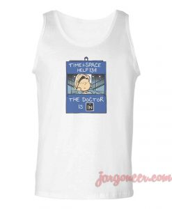 13TH Doctor Unisex Adult Tank Top