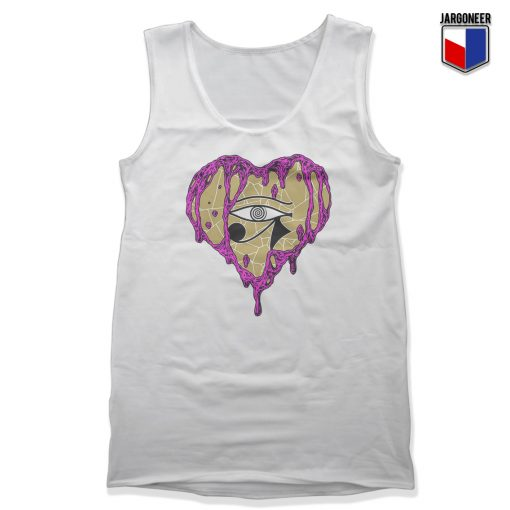 All Seeing Love Unisex Adult Tank Top