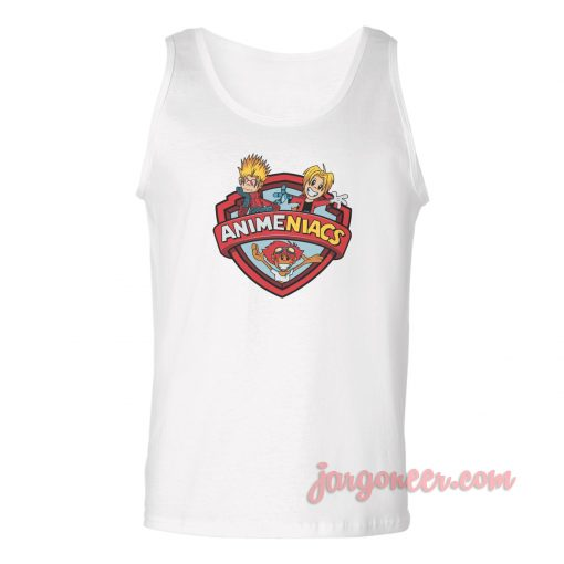 Animeniacs Unisex Adult Tank Top