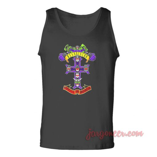 Appetite For Construction Unisex Adult Tank Top