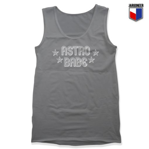Astro Babe Unisex Adult Tank Top