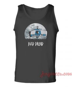 Bad Droid Unisex Adult Tank Top