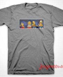 Bart Movie T-Shirt