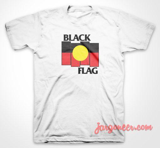 Black Flag X Aboriginal T-Shirt