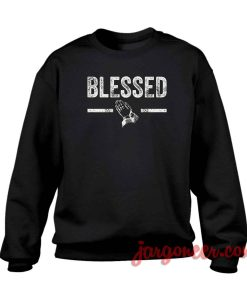 Blessed Hand Crewneck Sweatshirt