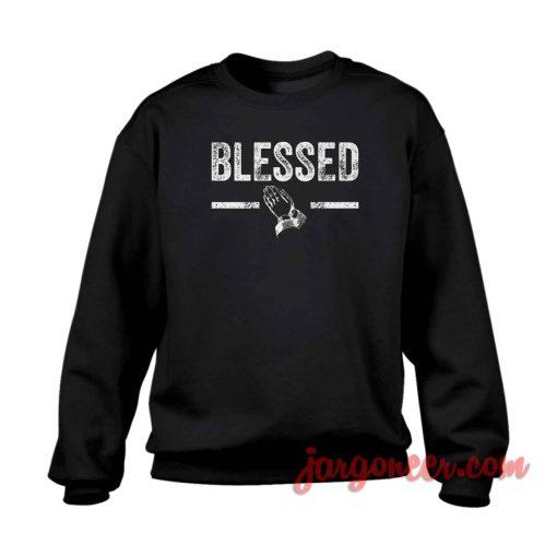Blessed Hand Crewneck Sweatshirt