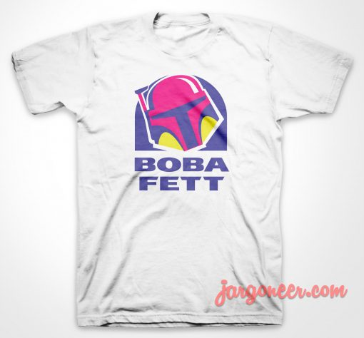 Boba Fett Bell T-Shirt