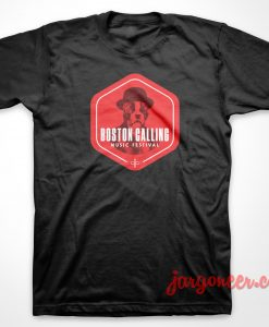 Boston Calling Music Fest T-Shirt