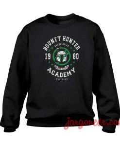 Bounty Hunter Academy Crewneck Sweatshirt