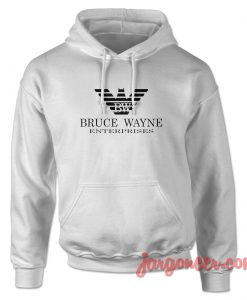 Bruce Wayne Enterprise Hoodie