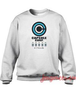 Capsule Corp Crewneck Sweatshirt
