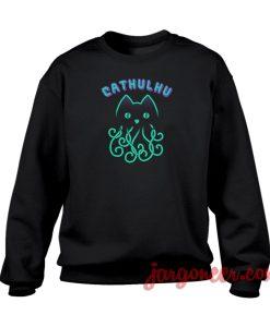 Cathulhu Crewneck Sweatshirt