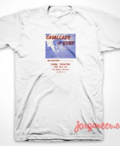 Cavalcade Of Surf T-Shirt