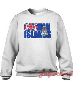 Cayman Island Crewneck Sweatshirt