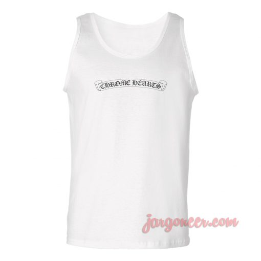 Chrome Hearts Unisex Adult Tank Top