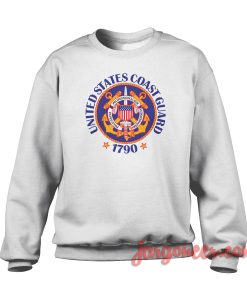 Coast Guard 1970 Crewneck Sweatshirt