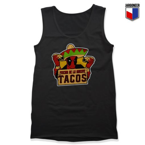 Dead Tacos Unisex Adult Tank Top