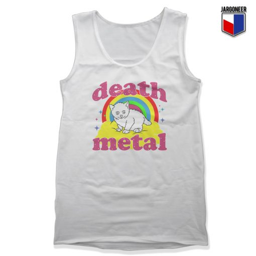 Death Metal Unisex Adult Tank Top