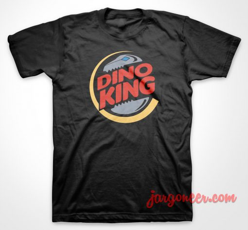 Dino King Parody T-Shirt