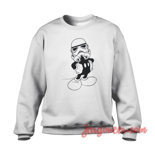 Disney Star Wars Crewneck Sweatshirt