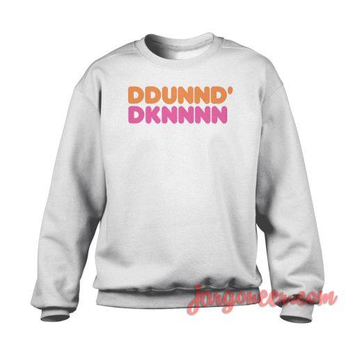 Dund Kind Parody Crewneck Sweatshirt