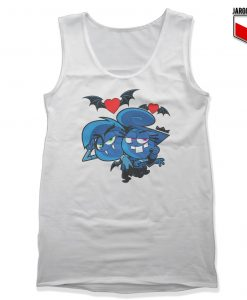 Evil In Love Unisex Adult Tank Top